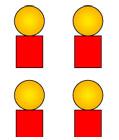 ET8 - Conjuntos de lanternas sequenciais