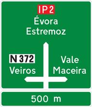 I2A - Pré-aviso gráfico