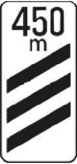 O4C - Sinal de aproximação de saída